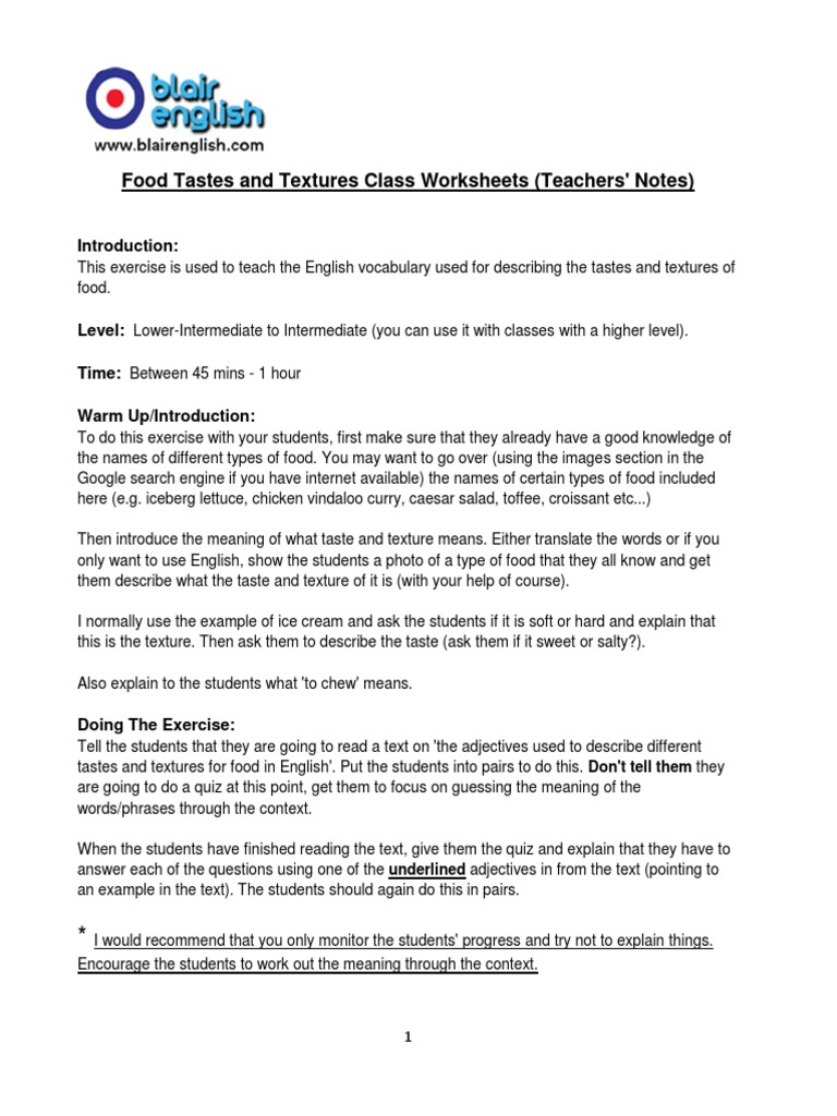 Make a Match: Show Don't Tell | Worksheet | Education.com