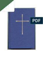 HM Libro de Oracion Comun