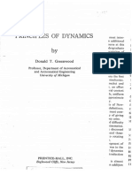 Greenwood D.T.-principles of Dynamics-Prentice Hall(1987)