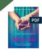 Liane Moriarty - Male Lazi
