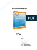 Open-Vision Pro User's Manual