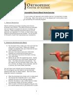 Tennis Elbow Home Exercise.pdf