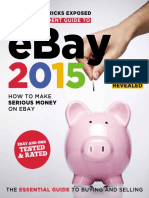 The Independent Guide to Ebay - 2015 UK