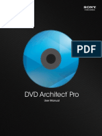 Dvdarchitectpro6.0 Manual Enu