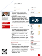 CV Eric Soudy Consultant
