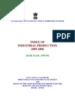 IIP - Commerce Min (2005-06)