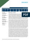 Oil Research (International) - Barclays (Nov 08)