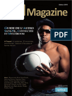 ON Magazine - Guide de l'audio connectée 2015