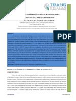 8. Agri Sci - Ijasr - Effect of Zinc Supplementation on Hypothalamic–Pituitary