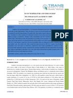 16. Agri- Ijasr- Optimization of Temperature and Time of Deep Fat Frying