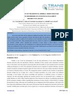 30. Ijasr - Documentation of Traditional Herbal Medicines