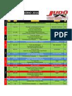 2016 Calendário Oficial
