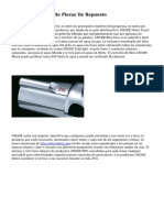 Catálogo On-line De Piezas De Repuesto