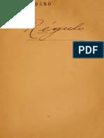 Agustin Azcona - Regulo
