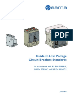 Guide to Low Voltage Circuit Breaker Standards - 2015