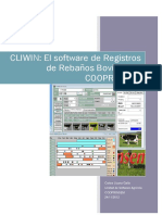 Manual Cliwin, El Software Ganadero de COOPRINSEM