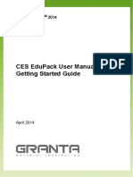 CES EduPack Manual and Getting Started Guide