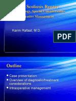 Ortho - Scoliosis Talk.pptx
