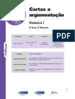 Carta e argumentação