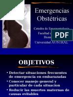 Emergencias+Obstetricas+2009