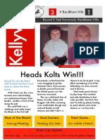 round 5 2014 newsletter