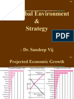 Global Environment & Strategy