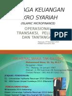 2015 Cec Lembaga Keuangan Mikro Syariah