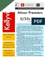 round 17 2014 newsletter