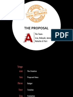 ntuc enterprise campaign proposal