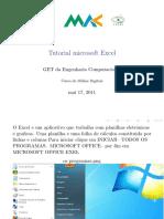 Tutorial Excel Parte1