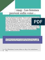 Politique Texte Fr