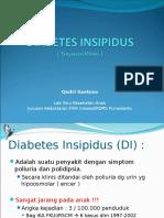 K17 - DIABETES INSIPIDUS (Kuliah Blok Endokrin 2011) - Dr. Qodri