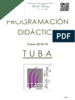 Programaciýn Didýctica Tuba
