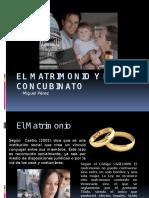 El Matrimonio y El Concubinato