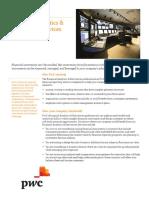 Financial Analytics Derivatives