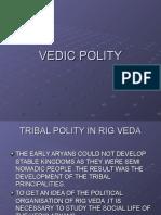 Vedic Polity