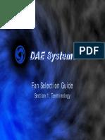 Fan Selection Guide