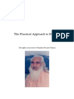 Practical Approach to Divinity