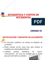 Estadística Accidentes