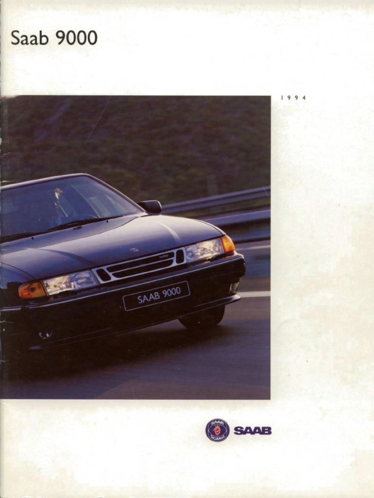 Saab 9000 1994