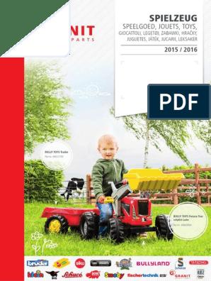119A Werkzeugkasten Traktor Dexta