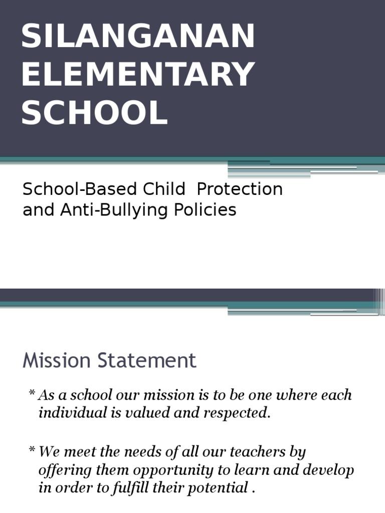 Learning How Bullying Happens In Order >> Silanganan Elementary School Anti Bulying Presentation 1 Bullying