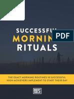 Successful Morning Rituals