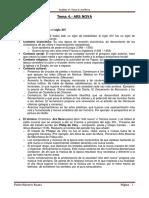Análisis 1º-Tema 4-Ars Nova