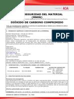 HDS Dióxido de Carbono