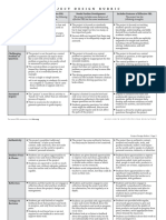 ProjProject_Design_Rubric_1.pdfect Design Rubric 1