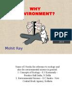 Env MR 1-Why Environment