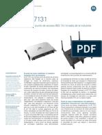 MOT AP7131 Spec-sheet ES 032811