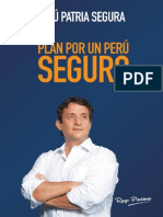 Plan de Gobierno de Renzo Reggiardo