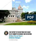 A New Fiscal Year - A Better Budget